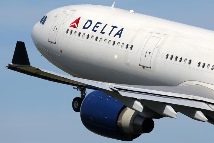 Delta Air Lines Airbus A330-300 airplane