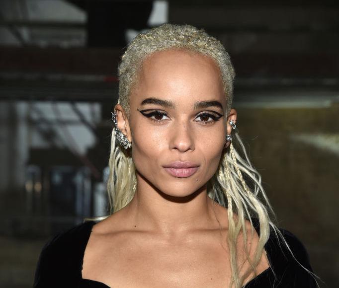 Saint Laurent : Front Row  - Paris Fashion Week Womenswear Fall/Winter 2017/2018