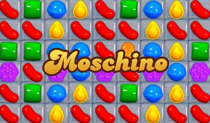 Moschino Candy Crush