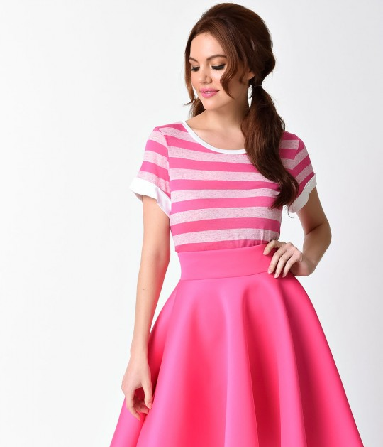 Pink_Light_Fuchsia_Stripe_Short_Sleeve_Knit_Top.jpg