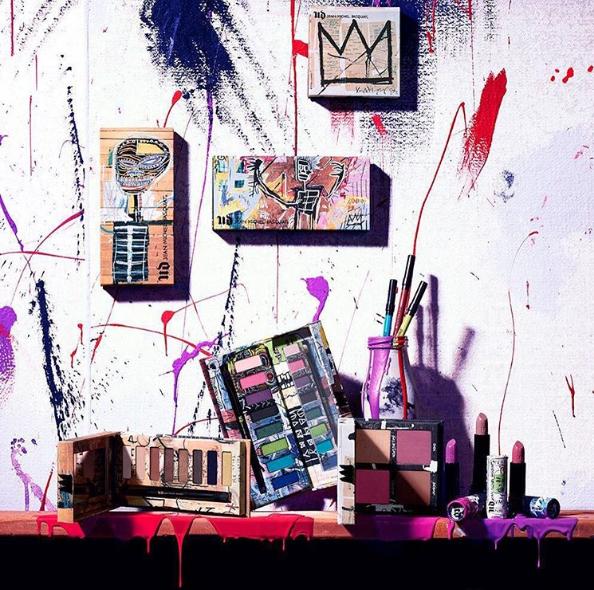 Urban Decay Basquiat Sephora