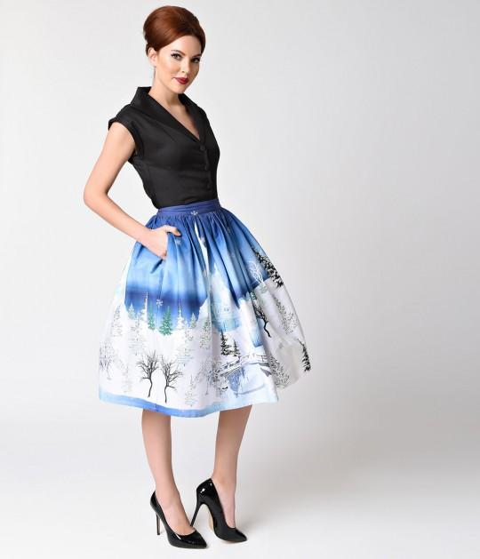 Unique_Vintage_1950s_Blue_White_Winter_Kingdom_High_Waist_Circle_Swing_Skirt.jpg