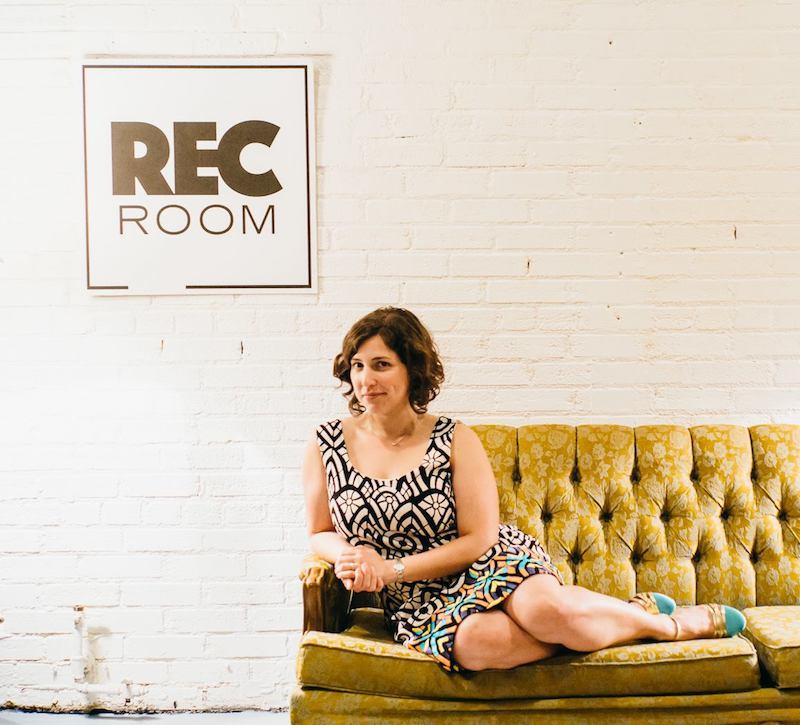stephanie wittels, rec room