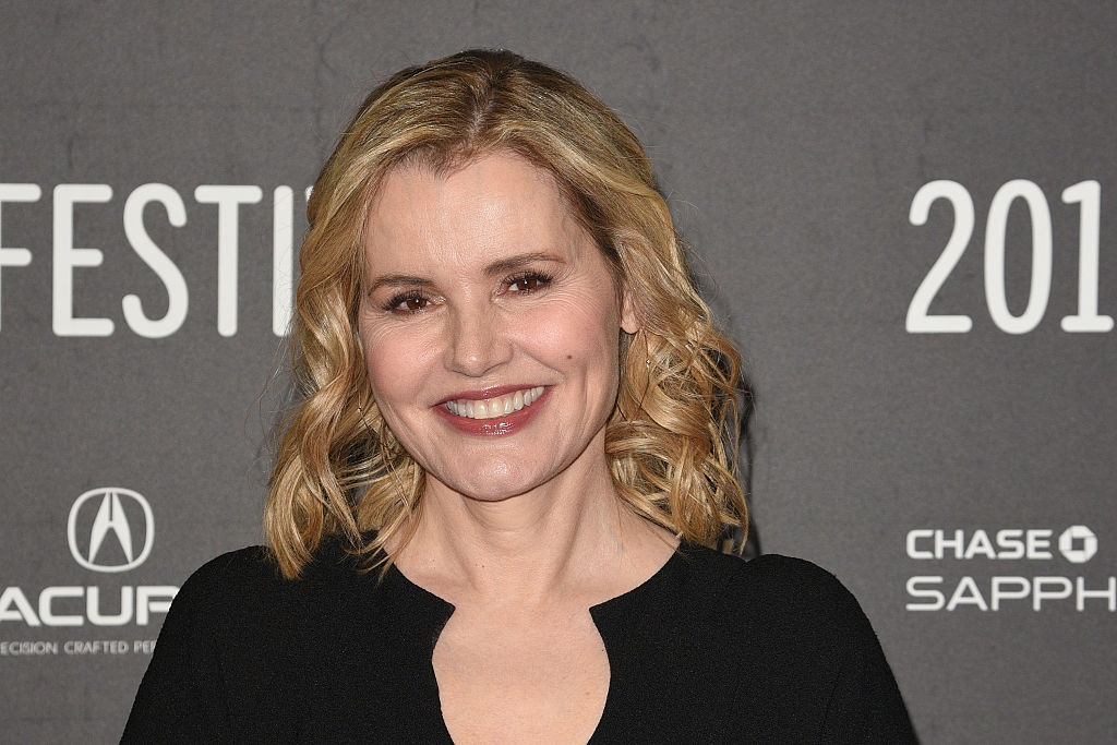 Geena Davis attends the 'Marjorie Prime' Premiere at Eccles Center Theatre on January 23, 2017 in Park City, Utah.