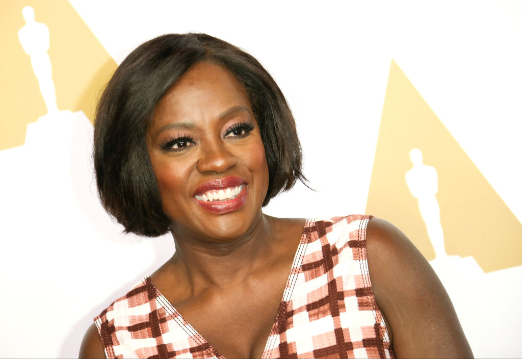 viola davis oscar nominee luncheon
