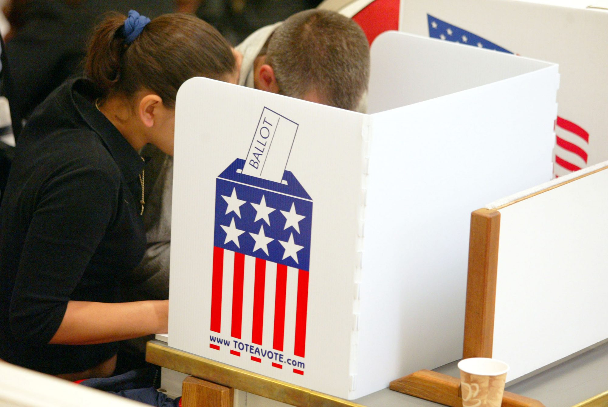 Oregon Voters Go To The Polls