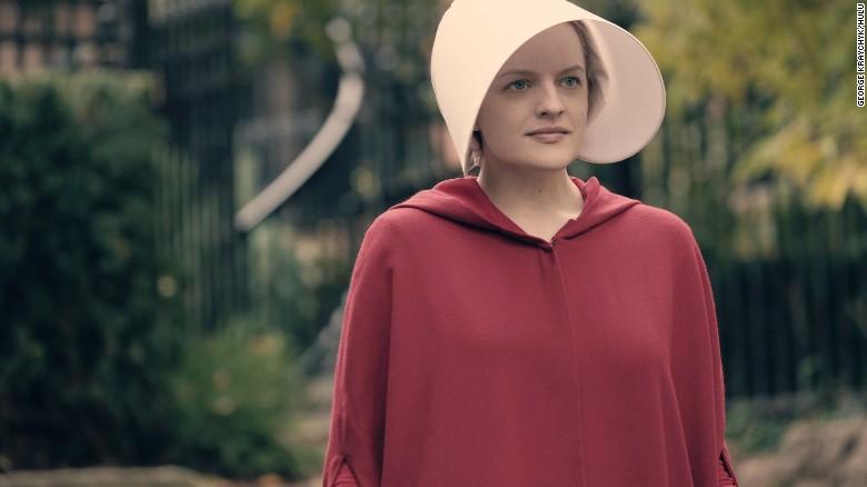 handmaid's tale fashion line