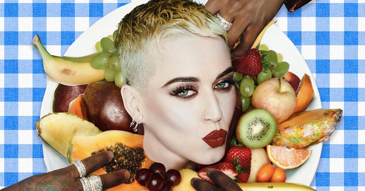 """Katy Perry """"Bon Appétit"""""""
