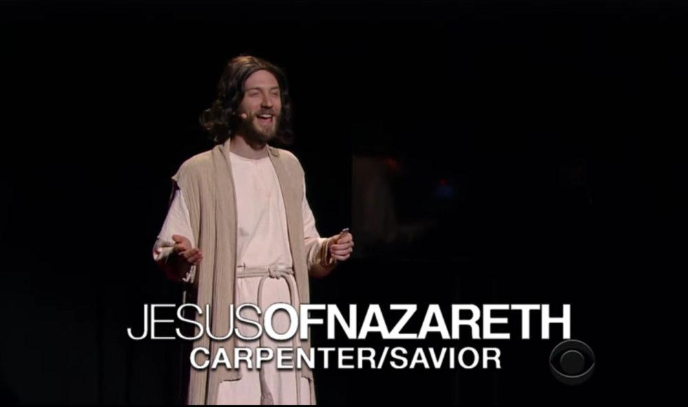 jesus ted talk