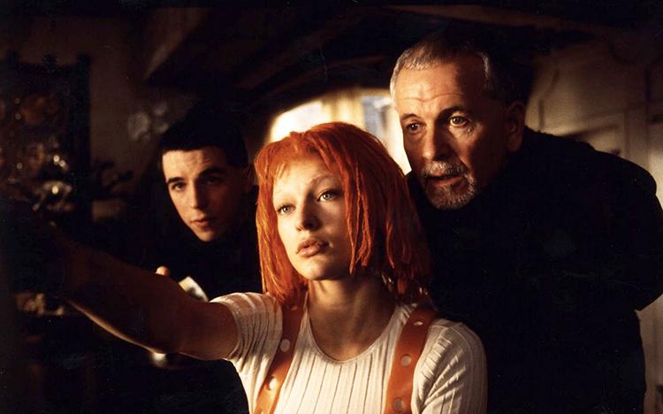 fifth element sci fi
