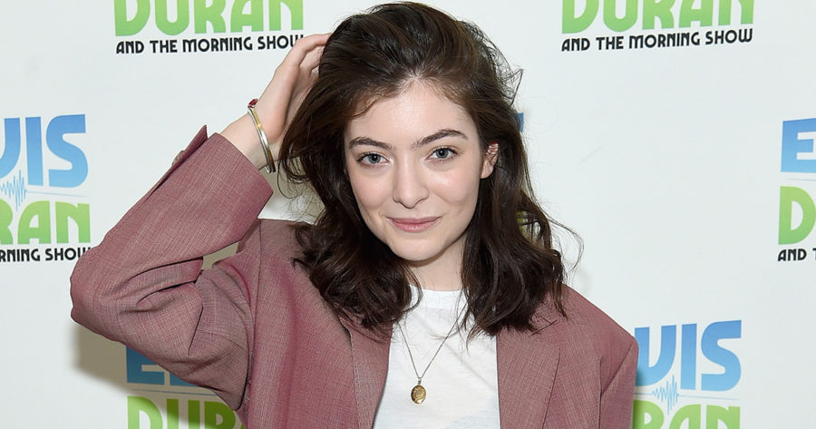 Lorde invites Barista to Governors Ball