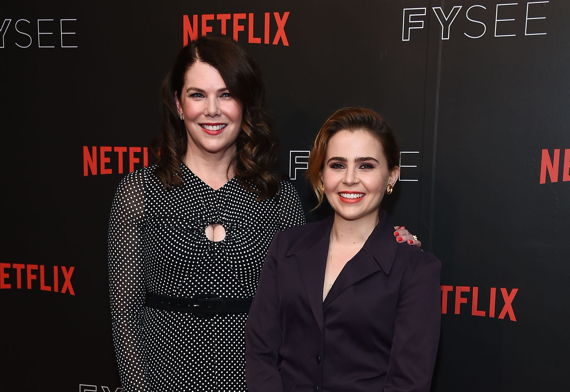 """Netflix Hosts """"Gilmore Girls: A Year In The Life"""" For Your Consideration Event - Arrivals"""