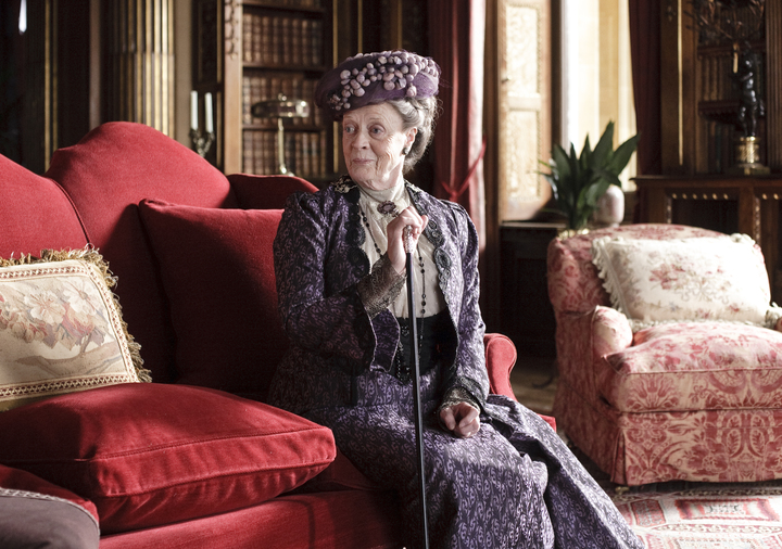 Downton Abbey Dowager