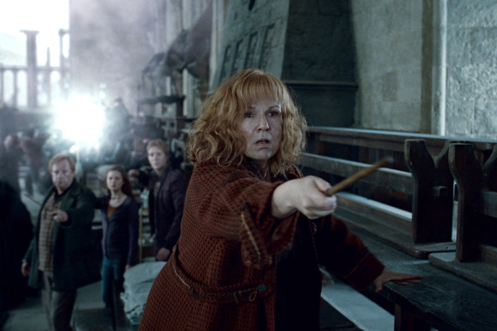Picture of Molly Weasley Wand