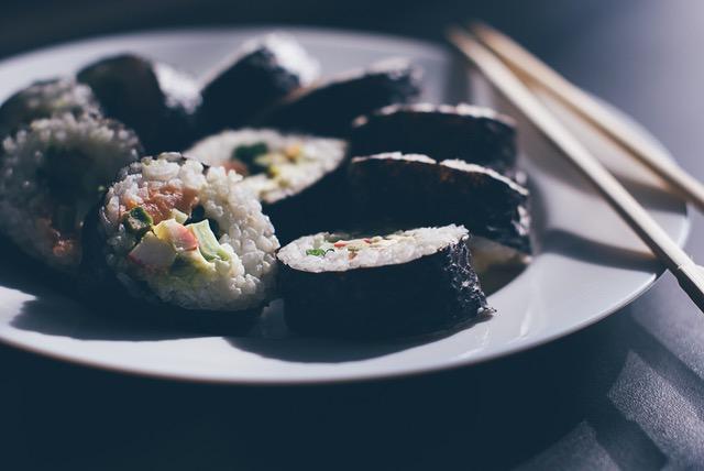 sushi body parasite