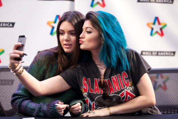 "Kendall And Kylie Jenner Sign Copies Of ""Rebels: City Of Indra"""