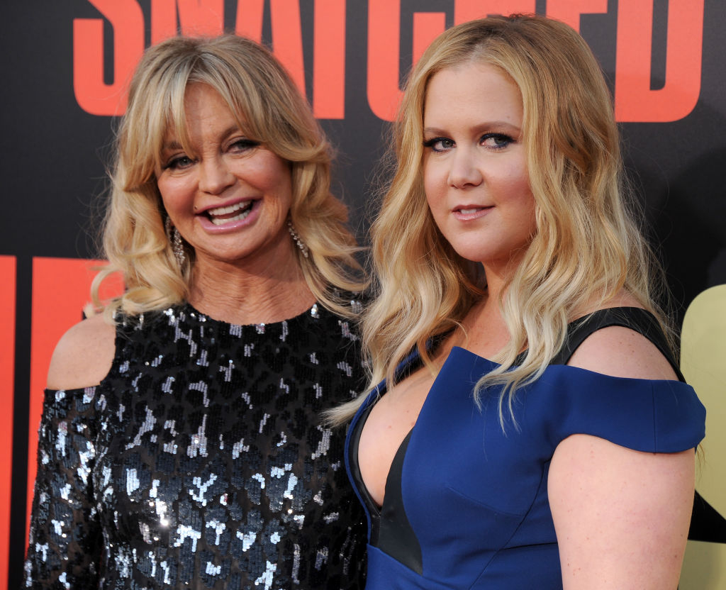 """Premiere Of 20th Century Fox's """"Snatched"""" - Arrivals"""
