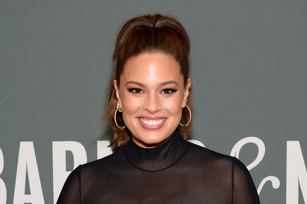 "Ashley Graham Signs Copies Of Her New Book ""A New Model: What Confidence, Beauty And Power Really Look Like"""
