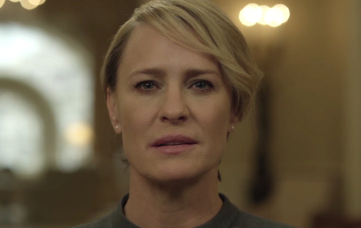 House of Cards Teaser Claire Underwood