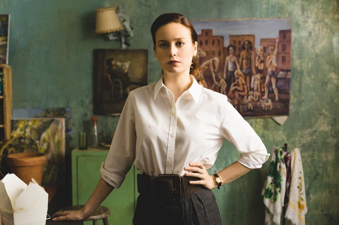 """Brie Larson in """"The Glass Castle"""""""