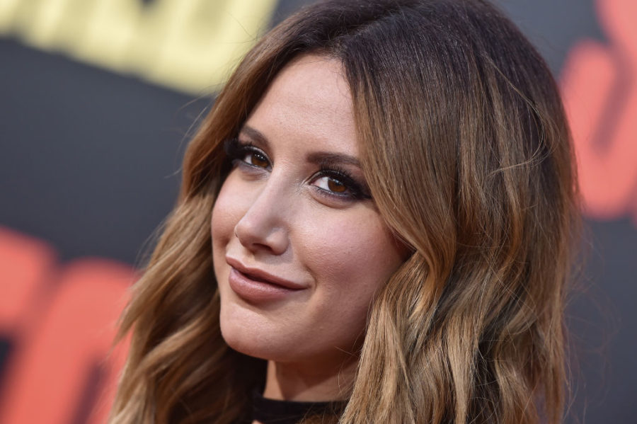 """Ashley Tisdale at the world premiere of """"Snatched"""""""