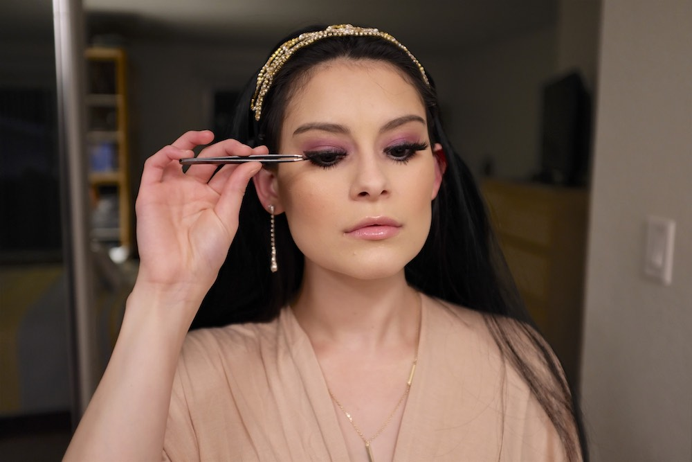 In Celebration Of Cher S Birthday I Recreated Her Signature Eye Makeup Look From The 70s Hellogiggles