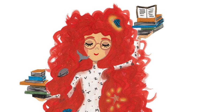 reading-mermaid
