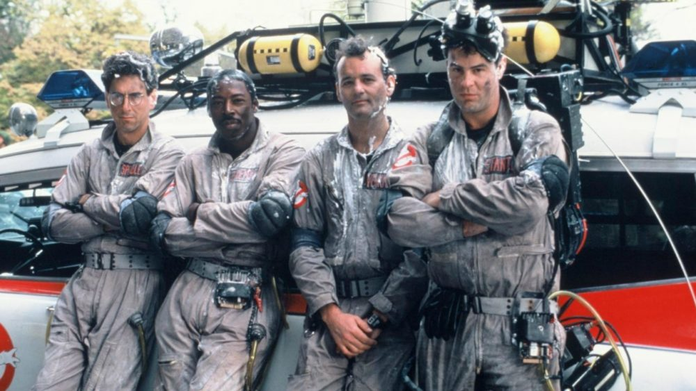 1984 Ghostbusters