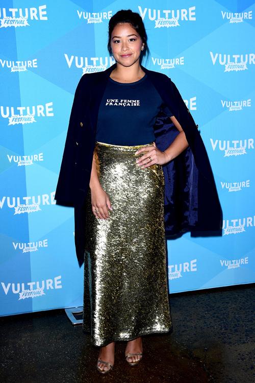 gina-rodriguez-gold-skirt-blue-blazer.jpg