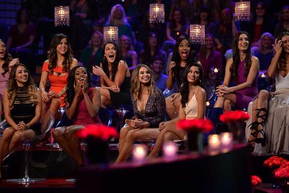 """Rachel and the girls of """"The Bachelor"""""""