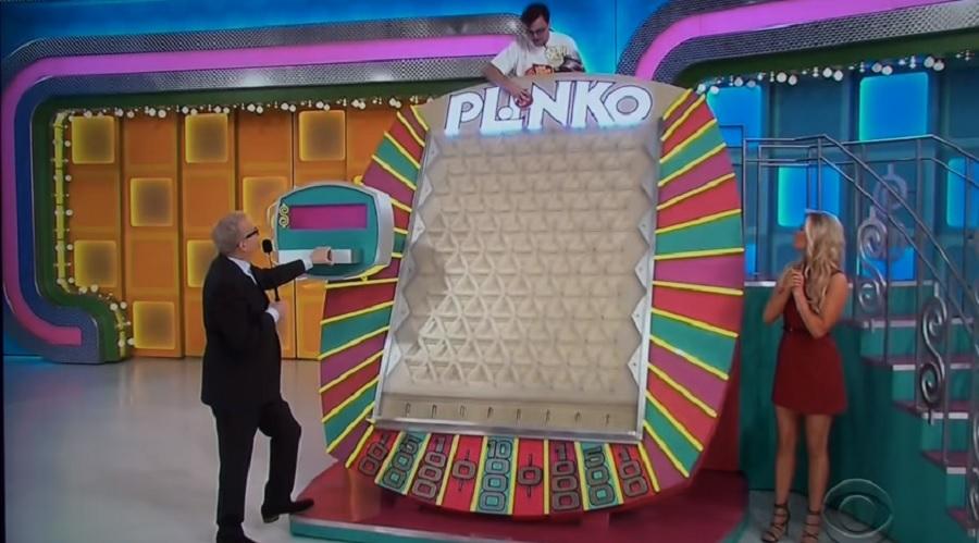 ryan breaks plinko record on the price is right