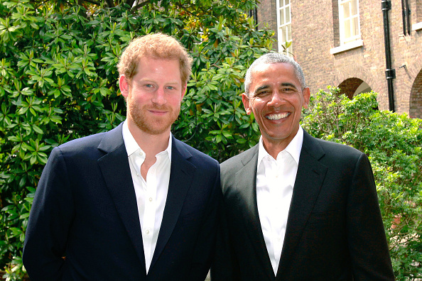 obama and harry