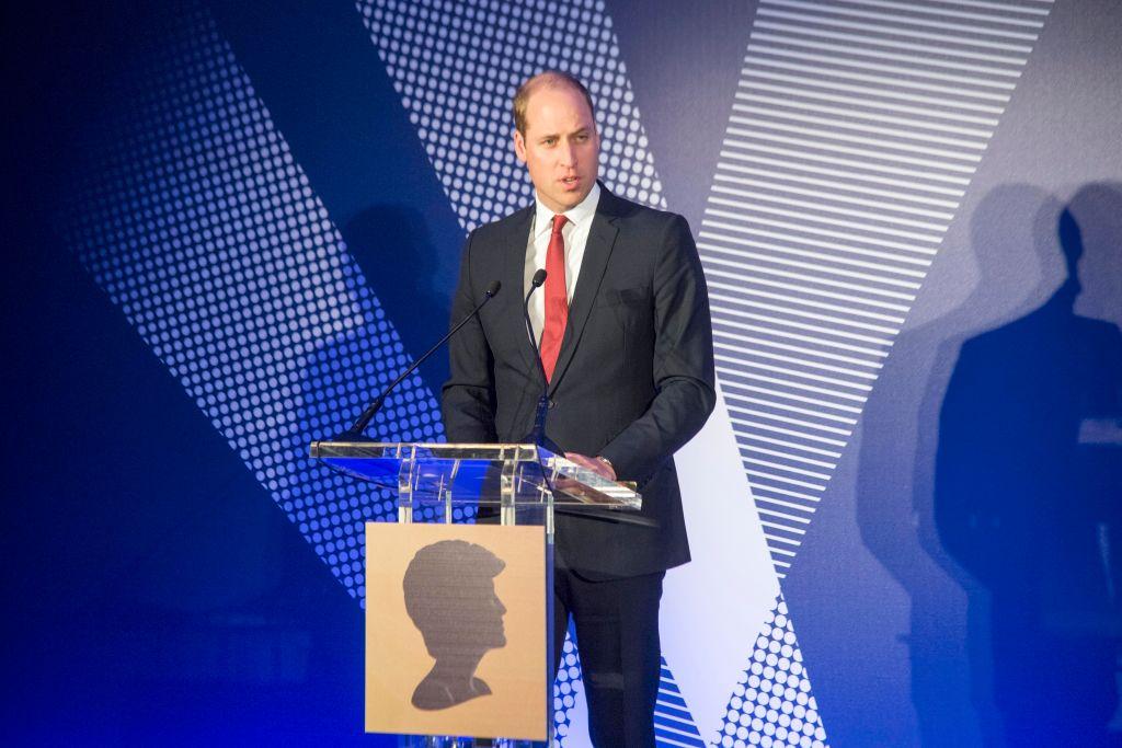 The Duke Of Cambridge & Prince Harry Present The Diana Award's Inaugural Legacy AWard