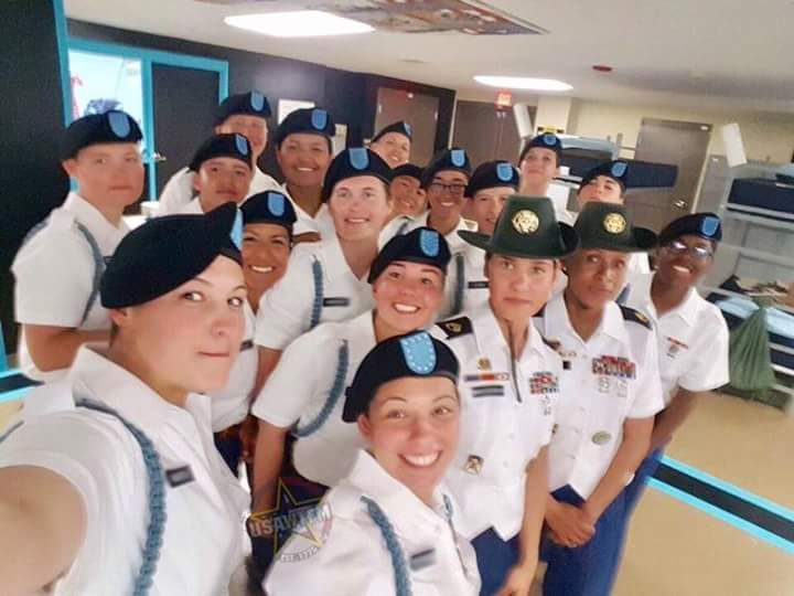 The first female soldiers have graduated from U.S. Army infantry training