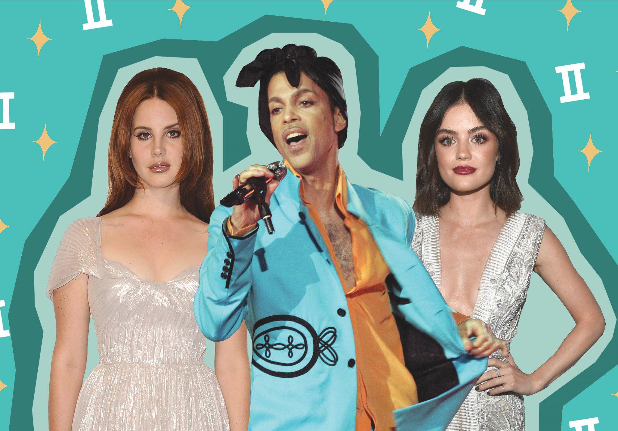 Gemini zodiac sign celebrities