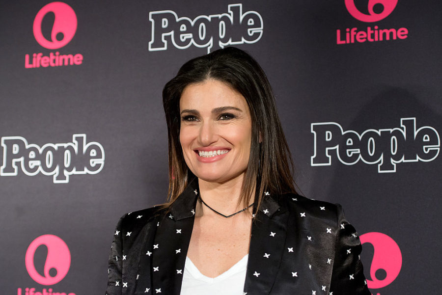 Idina Menzel to star in the Alanis Morisette musical.