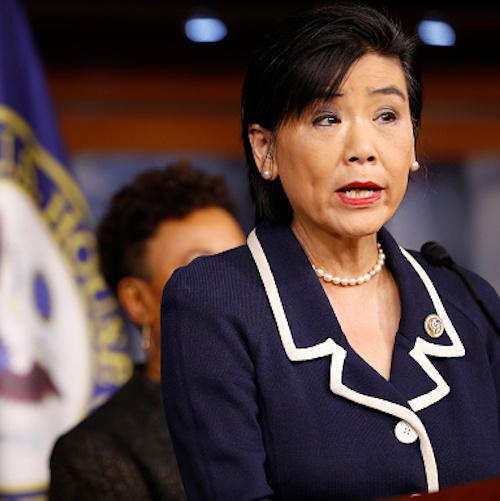 Rep Judy Chu