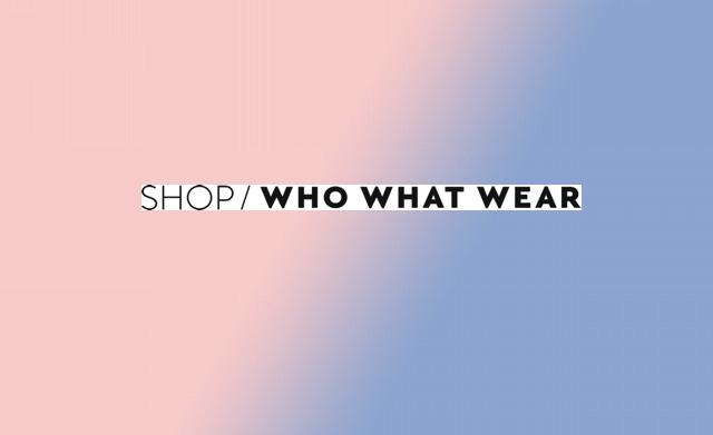 Who What Wear app