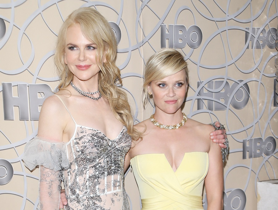 Reese Witherspoon and Nicole Kidman Main