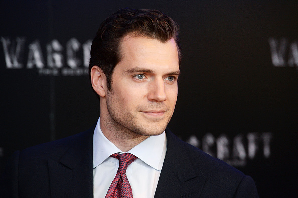 Henry Cavill mustache Mission: Impossible 6