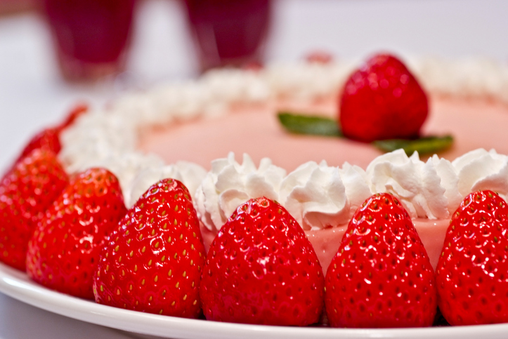 Strawberry recipe photo