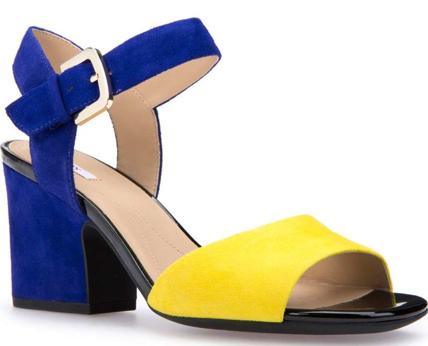 Marilyse Ankle Strap Sandal