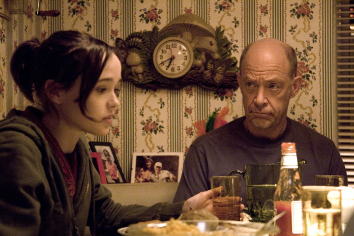 Father and daughter from Juno