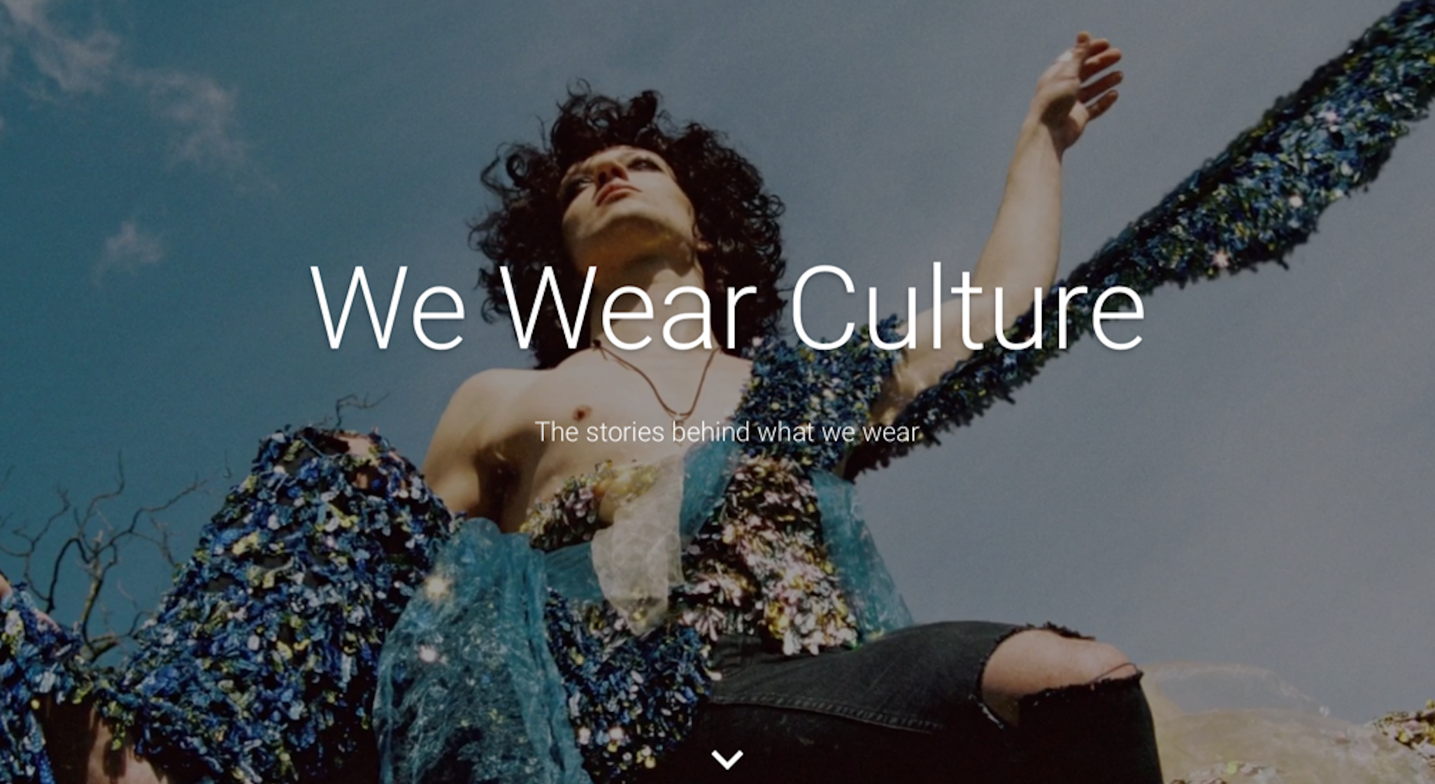 Google fashion We Wear Culture