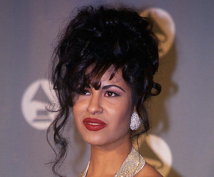 Singer Selena