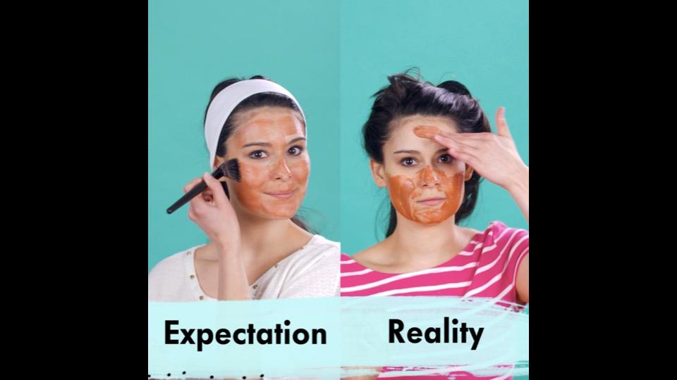 Clay Mask: Expectations vs. Reality