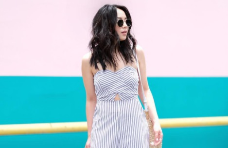 Picture of Kate Ogata Summer Look Instagram