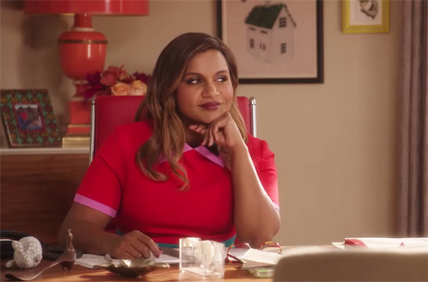 Mindy Project conscious uncoupling.