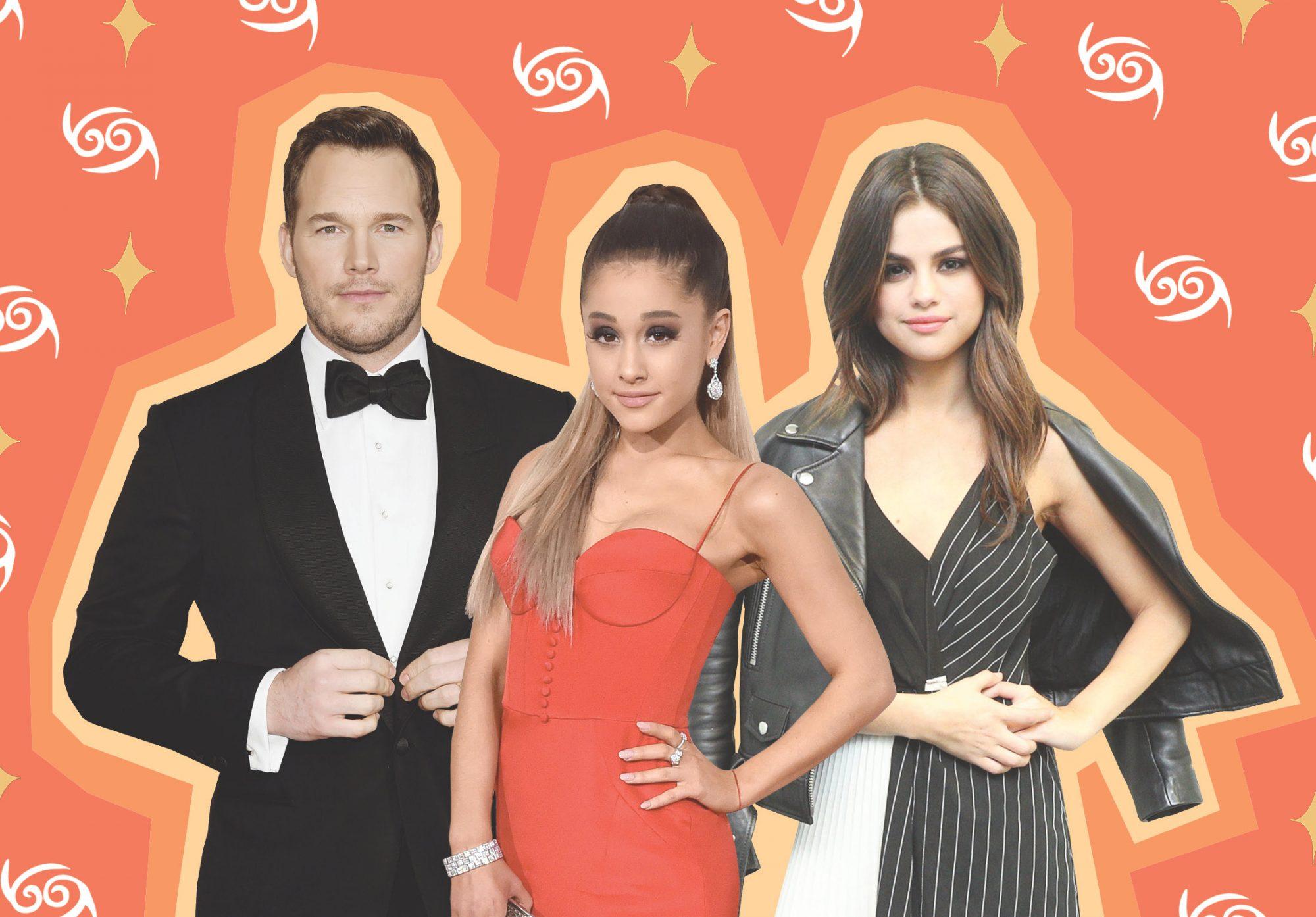 Cancer zodiac signs celebrities