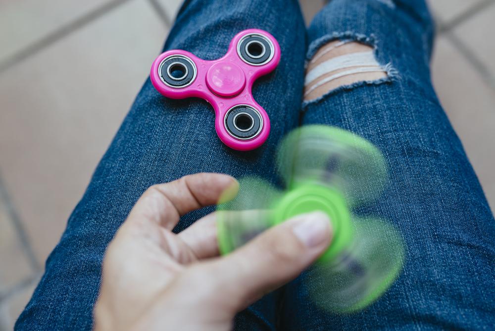 fidget spinner dangerous